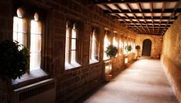 Newstead Abbey - Cloisters