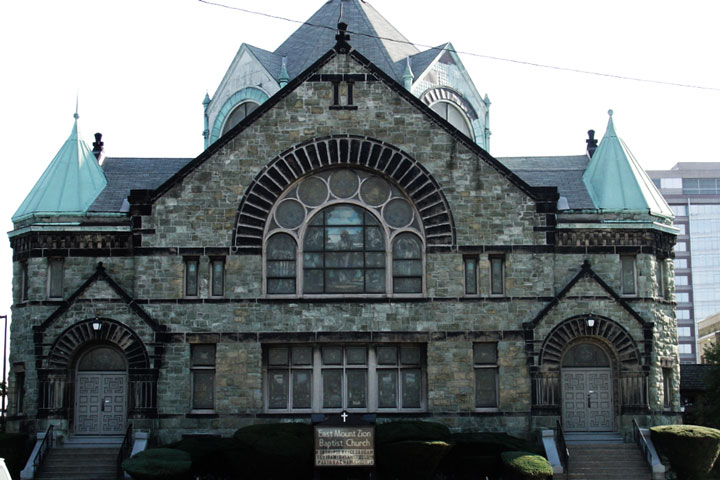 East Mount Zion front