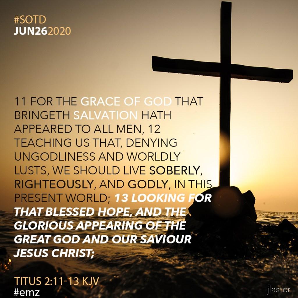 Titus 2:11-13