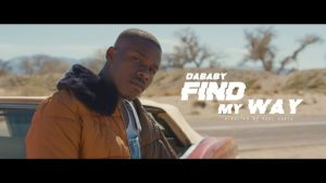 VIDEO: DaBaby Find My Way mp4