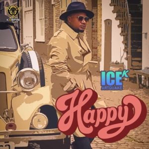 "Ice K Artquake – ""Happy"""