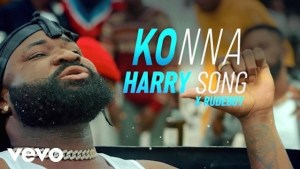 Harrysong Ft. Rudeboy – Konna mp4 video