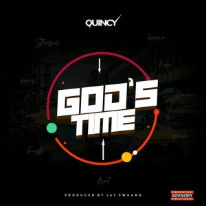 Quincy – God's Time