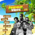 Zlatan x Idowest x Ichaba x Yetty Gold x DJ 4Kerty – Summer Vibes