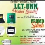 LANDMARK STRIDE: UNN TO LAUNCH HOME MADE LAPTOP, FLASH DRIVE, BULB.