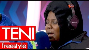 VIDEO: Teni Freestyle On Tim Westwood Crib Session