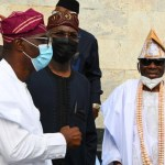 Oba Of Lagos Makes First Public Appearance After His Palace Was Vandalized (Photos)