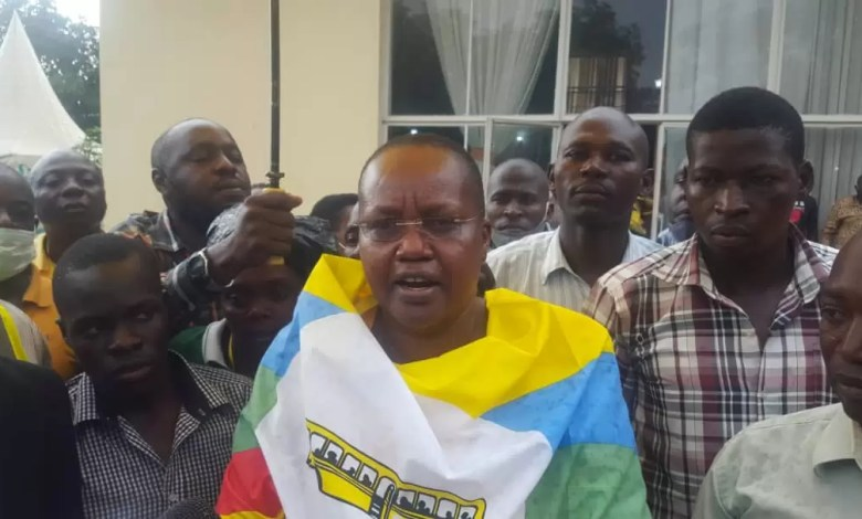 Photo of Wanyoto Has No Moral Authority To Reconcile NRM Candidates – Butaleja NRM Boss