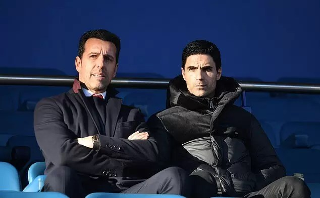 Photo of Mikel Arteta is still Arsenal Coach – Technical Director Backs Under-fire Boss