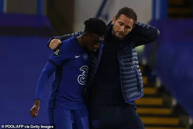 Photo of Chelsea Will Not Sell Callum Hudson-Odoi Next Month