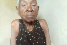 Photo of EXCLUSIVE! MP's Grandmother Aged 110 years Tips Youths on Long Life