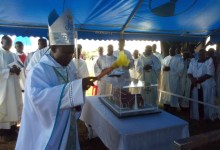 Photo of NOBLE: Catholic Bishop Pardons Rebel Christians Who Left the Church