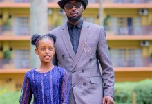 Photo of Eddy Kenzo Parades Beautiful Daughter in an Outpouring of Love