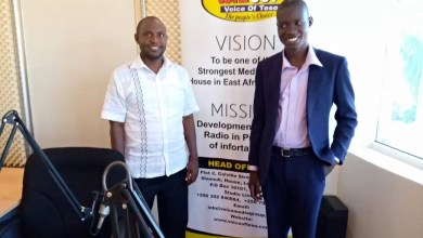 Photo of Uncle Pius Leaves Delta Fm for Voice of Teso