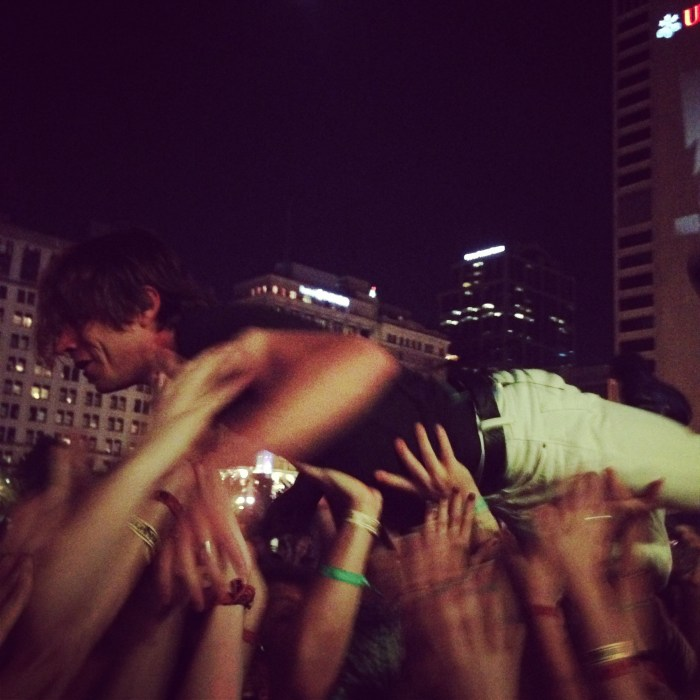 Surfin' Matt Shultz