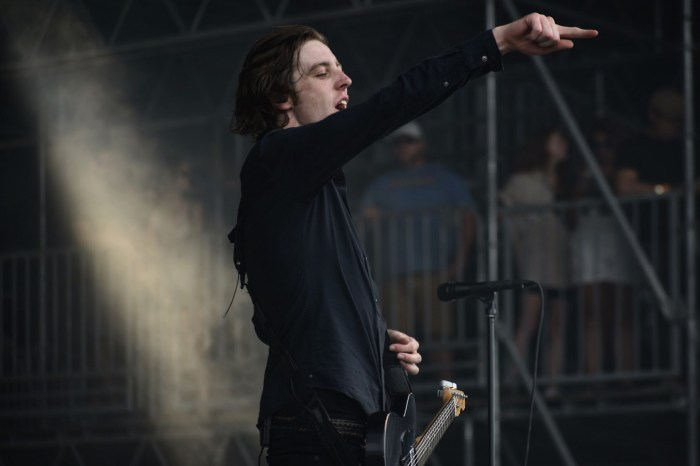 Catfish and the Bottlemen Bonnaroo 2019 for East of 8th