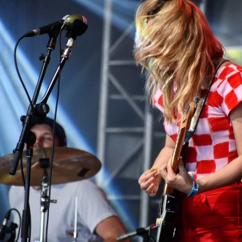 Cherry Glazerr Bonnaroo 2019 for East of 8th