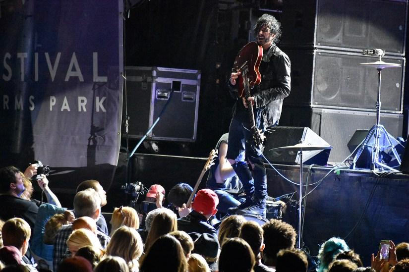 Reignwolf Mempho Music Festival