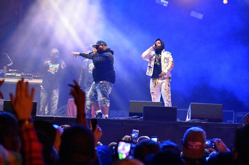 Wu-Tang Mempho Music Festival