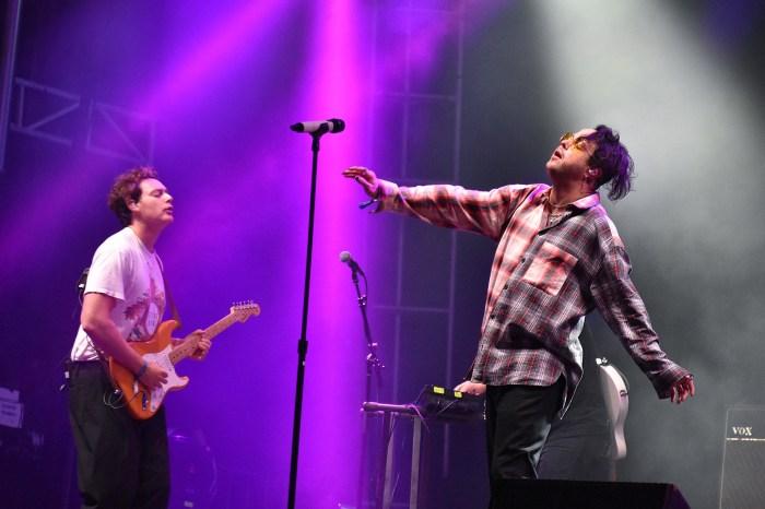 Lovely The Band Mempho Music Festival