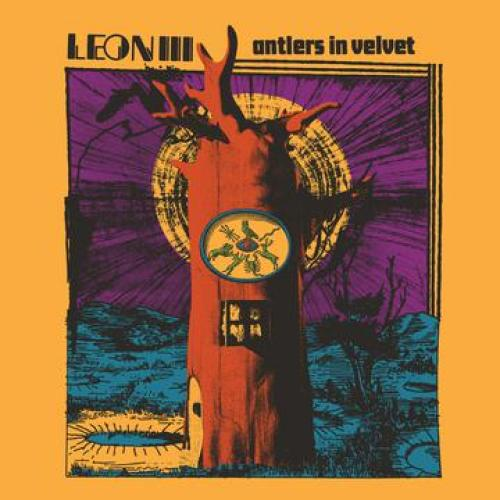 Leon III - Antlers In Velvet Album Art