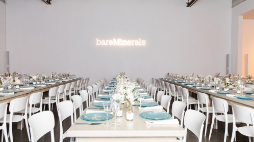 East of Ellie, an events co. bareMinerals @ Studio 525