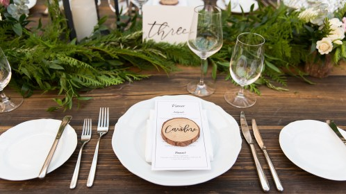 East of Ellie, an events co. bareMinerals Glamping Under the Stars @ La Sirena