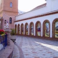 The heart of Cómpeta: El Paseo de las Tradiciones
