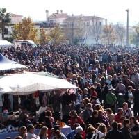 A Celebration of Fried Breadcrumbs:  Migas Festival in Torrox pueblo