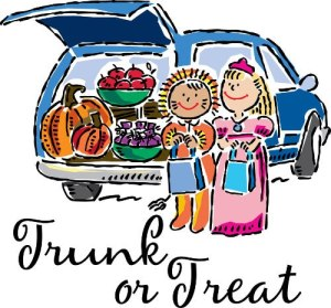 Trunk or Treat Spooktacular!