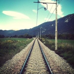 Railroad courtesy of Wikimedia
