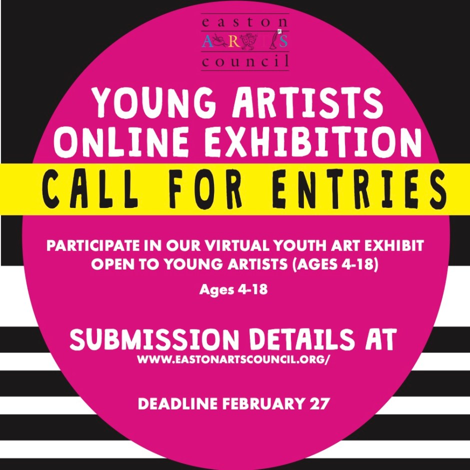 Easton Arts Council Young Artists Exhibition