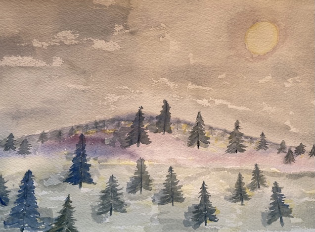 Cleo Sonneborn has rediscovered the joy of painting.