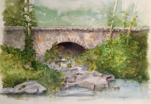 Bridge Over Redding Road — Kris Lynch Photo