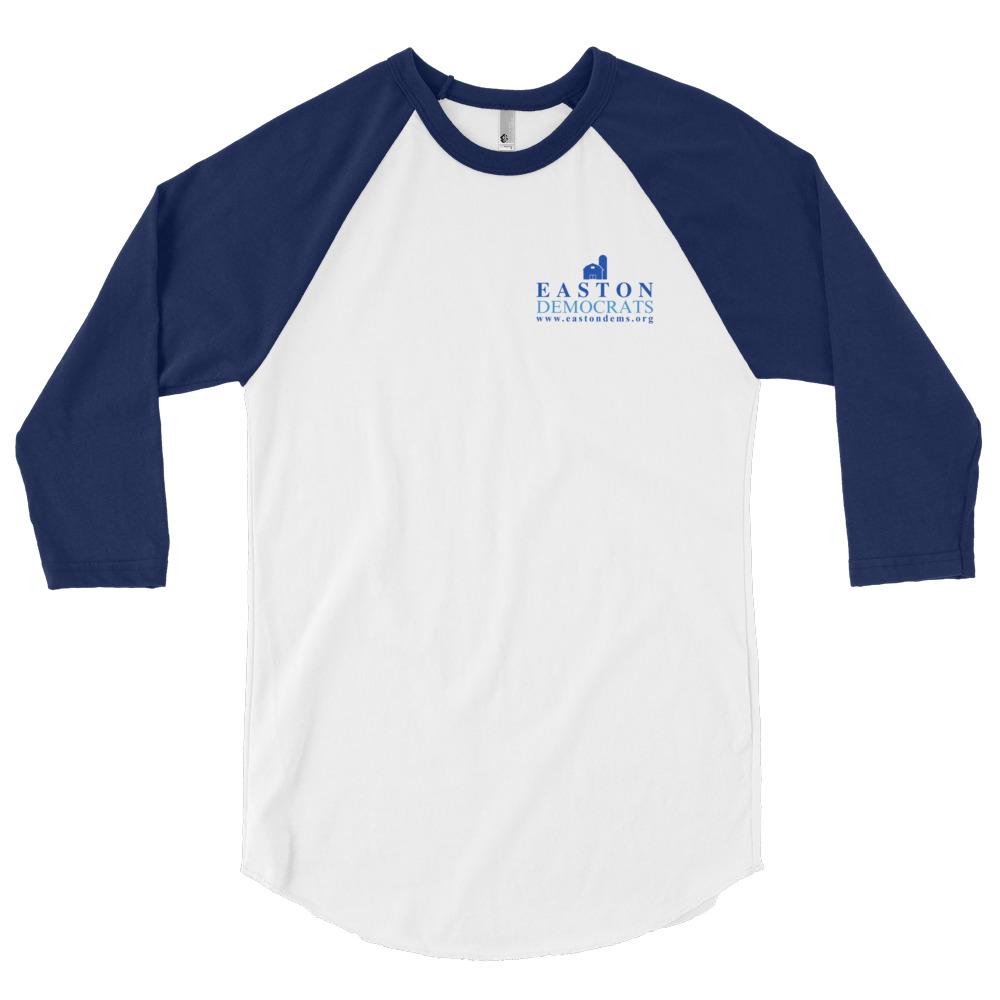 American Apparel Adult 3/4 Sleeve Raglan T-Shirt