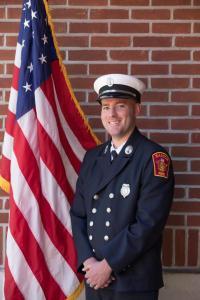 Captain Kyle Riendeau