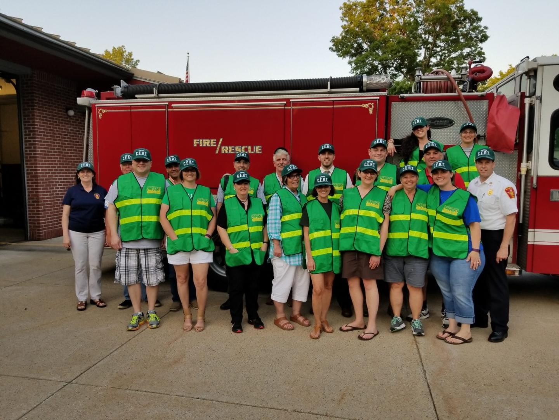 Community Emergency Response Team (CERT) - Easton Fire