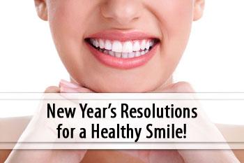 New Year Resolution: Healthy Teeth