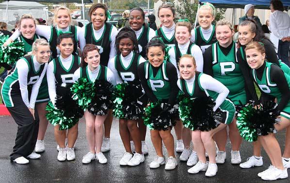 Parkrose High School Dance Team