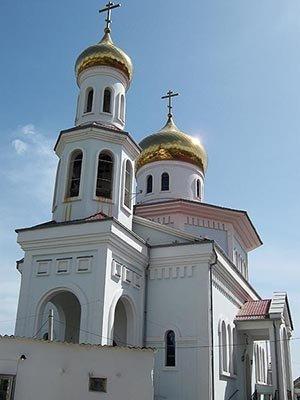 Elite Tours LCC - Церковь при Свято-Покровском женском ...