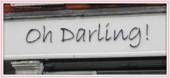 Oh Darling indeed