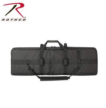 "36"" Black Tactical Rifle Case"