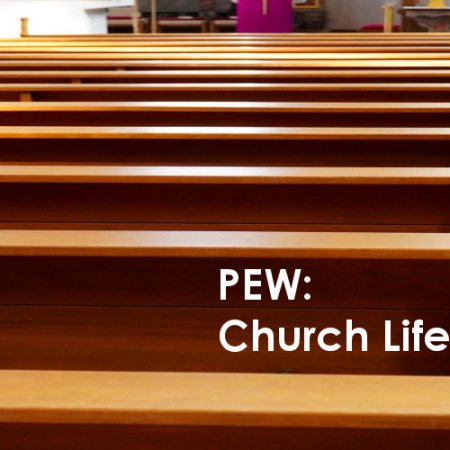 Pew: Church life in stinky times