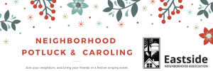 Potluck and Caroling 2019