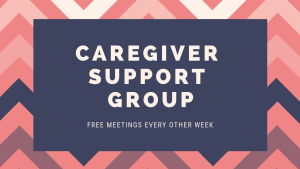 Reads: Caregiver Support Group - Free Meetings Every Other Week
