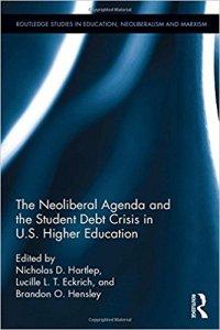 Book cover, Neoliberal Agenda...