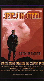 Spies in Steel movie cover