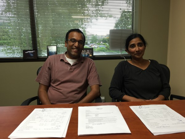 Veeru and Suji