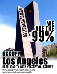 Occupy-Los-Angeles