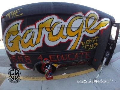 The Garage Lounge Skate Shop